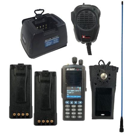 BUKNGRC - BK Radio KNG P series Cal Fire and USFS Bundle, Wildland Fire Radio Communications