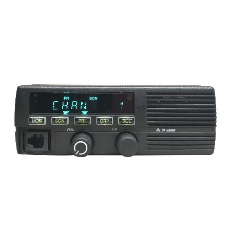 GMH5992RP, Head View Analog Mobile Radio - Bendix King, Remote Mount, VHF 136-174MHz, 400 Channels, 15 - 50 Watt