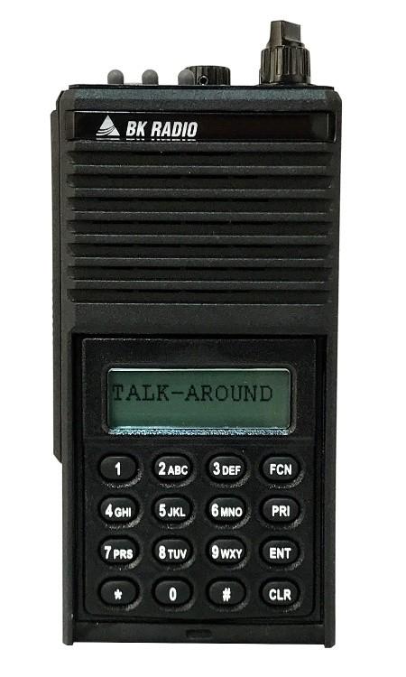 GPH5102X-CMD Bendix King Analog Portable Radio - Command Version. 500 Channels, 5 Watt, VHF 136-174 MHZ, Metal Case