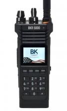 Full Keypad, Top LCD Display & Front Color Display, Bendix King BKR5000