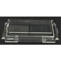 3900-50705-600 LCD Transparent Window Cover, for RELM BK Radio DPH, GPH, EPH