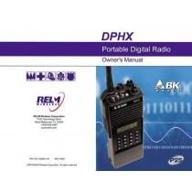 7001-30958-100 Owners Manual DPHX BK Radio