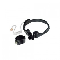 AADPHTMMMS Throat Mic - Heavy Duty for RELM BK Radio DPH, GPH