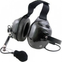 AAKNGDMMMR BTH Dual Muff Headset - Noise Canceling, Ear Muff PTT for KNG-P