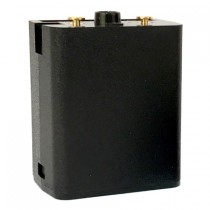 LAA0170 BadAss Black, 2200 mAh / Li-Ion Rechargeable Battery for RELM BK Radio DPH, GPH