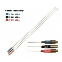 "33"" Titanium Whip BigBoost Antenna for BK KNG"