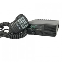 DMH5992X Bendix King Digital Mobile Radio, powered on