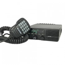 GMH5992XP Bendix King Digital Mobile Radio, Main View with mic