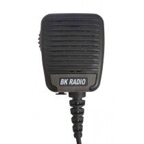 KAA0204-E35 Speaker Mic, IP68 (Submersible)with 3.5mm Audio Jack & Emergency button for RELM BK Radio KNG P Series