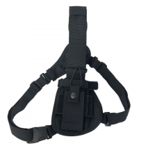 BK Radio Sling Style Chest Pack, KAA0448 for BK DPH & KNG Portables