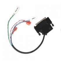Aux. / Speaker Cable Assembly, KAA0647 - for RELM BK Radio KNG M, Top View