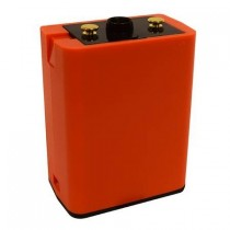 "LAA0139 Orange ""AA"" Clamshell RELM BK Radio DPH, GPH"