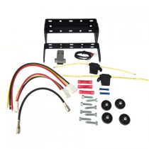 Remote Mount Install Kit, LAA0638 - for RELM BK Radio DMHR, GMHXR