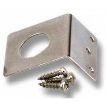 "LBT3400 ""L"" Mount Antenna Braket, Antenex LBT3400  - 3/4"" Hole, Stainless Steel and Includes Screws"