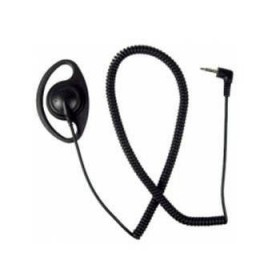 D-Ring Listen Only Ear Piece 2.5mm Jack