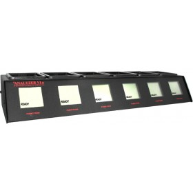 6 Bank Battery Analyzer for KNG P Series