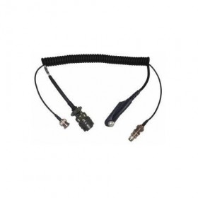 6-Pin AUX-FM Adapter for KNG P