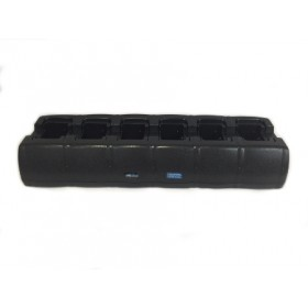 Black 6-Bay Charger for KNG P Series