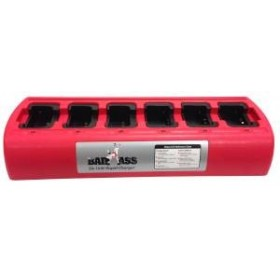 Limited Edition Red 6-Bay Charger for KNG P Series