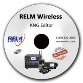 KAA0732 Programming Software for KNG-P & KNG-M