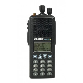 """S"" Series KNG P VHF or UHF BK Radio"
