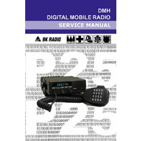 LAA0028CD Service manual for DMH, GMHXP on CD