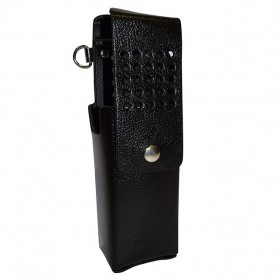 LAA0415 Top Flap Leather Holster for DPH, GPH