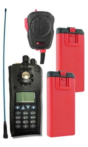 BK Radio KNG Wildland Firefighting Necessity Kit