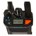 VHF, UHF, 700/800 Multi-band LMR Handheld Radio - Top View