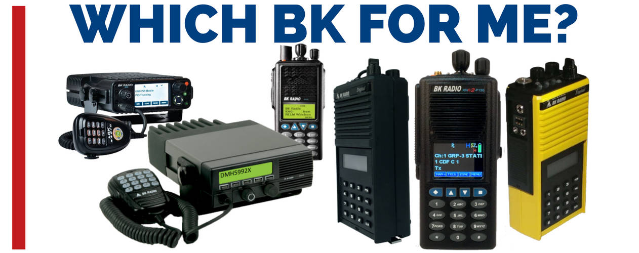 The widest selection of Bendix King handheld and vehicle mounted mobile radios in the industry